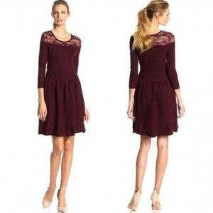 NEW Jessica Simpson Plus 2X Opera Sweater Dress